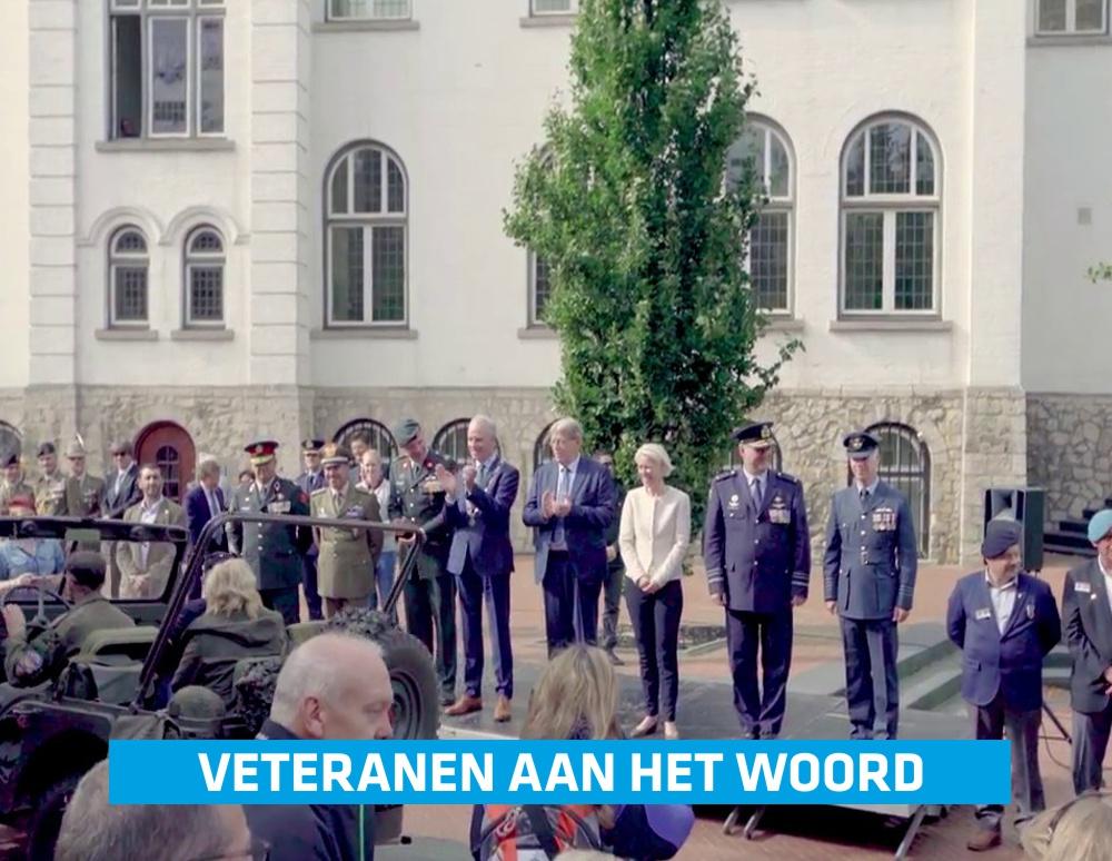 Veteranen aan het woord